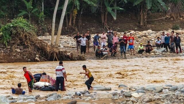 Inundații grave în Indonezia, în zona capitalei. Cel puțin 53 de persoane au murit - Imaginea 3