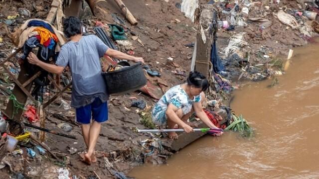 Inundații grave în Indonezia, în zona capitalei. Cel puțin 53 de persoane au murit - Imaginea 2