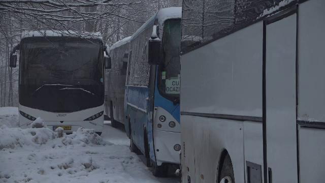 Stațiunile, luate cu asalt de moldoveni și ucraineni. \