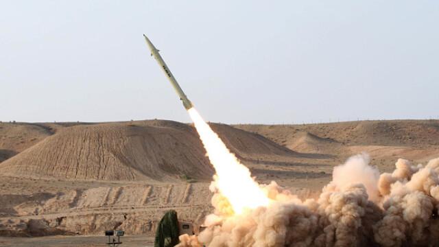 racheta iran