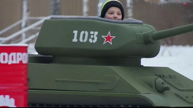 tancuri de slăbire
