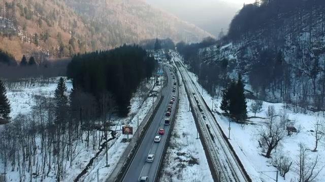 Alternativa la DN1 propusă de ministrul Transporturilor: Am identificat un drum forestier