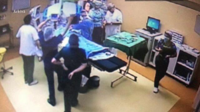 Managerul spitalului Floreasca, audiat mai multe ore în cazul pacientei arse