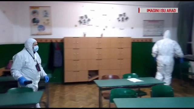 control scoala arad
