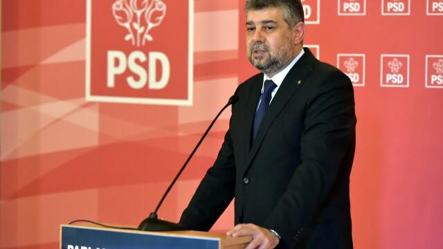 """PSD vrea comisie de anchetă în Parlament pentru """"Operațiunea Sparanghelul"""""""