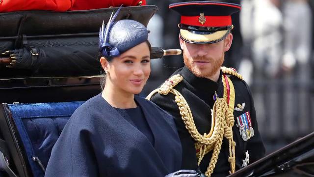 Decizia reginei Elisabeta în cazul lui Harry și Meghan. Comunicatul transmis de aceasta - Imaginea 2