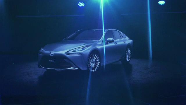 VIDEO. Cum arată ultimul model lansat de Toyota. Nu poluează și poate fi alimentat în 5 minute