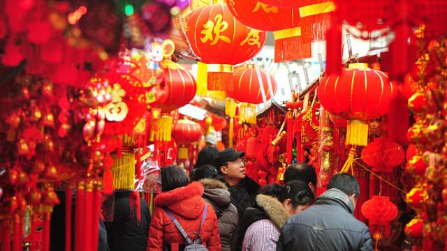 """A început """"cea mai mare migrație umană"""". Chinezii se întorc acasă de Anul Nou - Imaginea 9"""