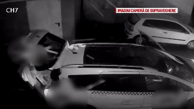 Un taximetrist din Galați, amendat, după ce și-a aruncat gunoiul în stradă. Ce sumă va plăti
