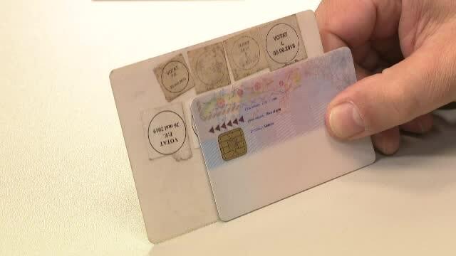 ADR: Cartea de identitate electronică nu e obligatorie, dar cei care nu o au nu mai pot ieși din țară