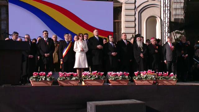 Huiduieli la Iași, după ce Iohannis a vorbit despre PSD și necesitatea alegerilor anticipate - Imaginea 2