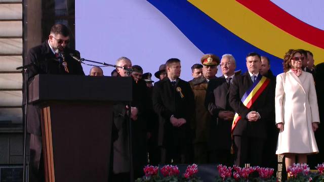 Huiduieli la Iași, după ce Iohannis a vorbit despre PSD și necesitatea alegerilor anticipate - Imaginea 4