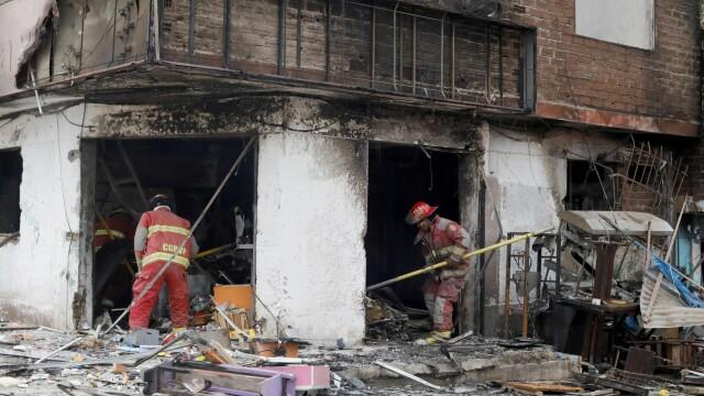 Tragedie uriașă în Peru. 15 oameni, uciși de explozia unei cisterne - Imaginea 3