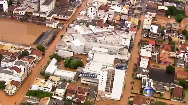 Dezastru în Brazilia, după furtunile violente. Cel puțin 54 de oameni au murit - Imaginea 1