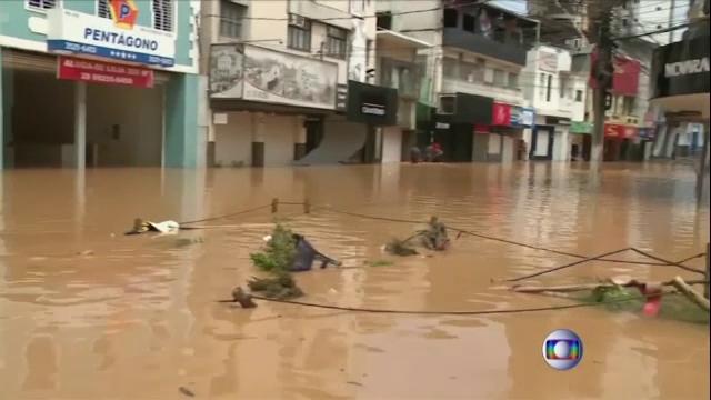 Dezastru în Brazilia, după furtunile violente. Cel puțin 54 de oameni au murit - Imaginea 2