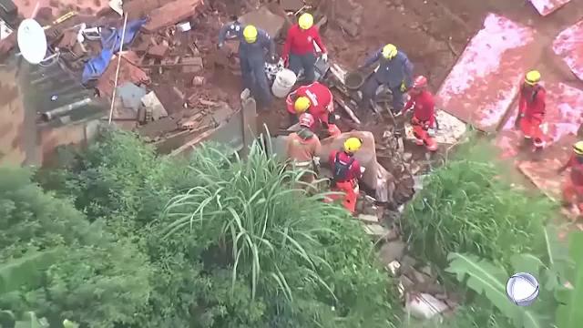Dezastru în Brazilia, după furtunile violente. Cel puțin 54 de oameni au murit - Imaginea 4