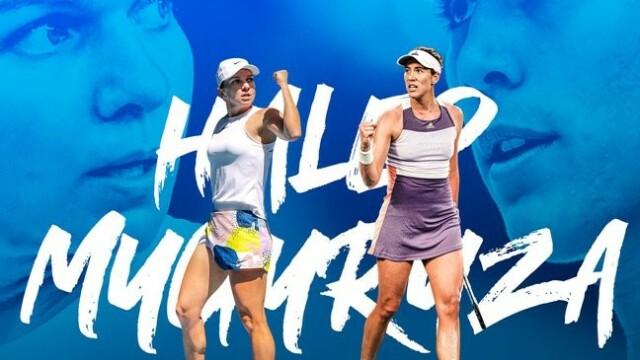 Halep - Muguruza, în semifinalele Australian Open. Simona a pierdut și părăsește turneul - Imaginea 1