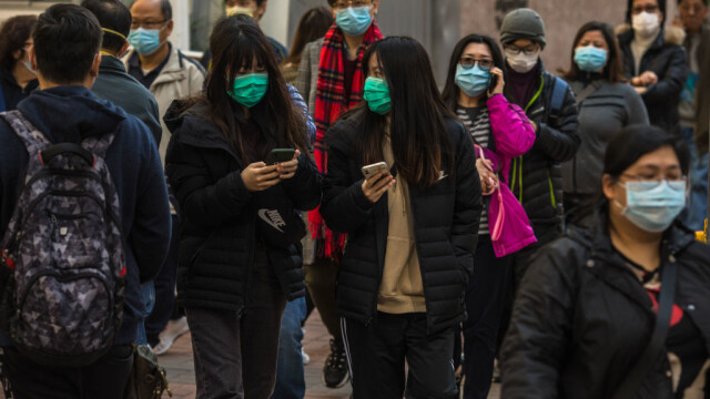 Un nou bilanţ indică 170 de morţi în China. OMS avertizează întreaga lume să fie pregătită