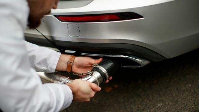 Poluarea de la noile maşini diesel depăşeşte şi de o mie de ori limita admisă, arată teste independente