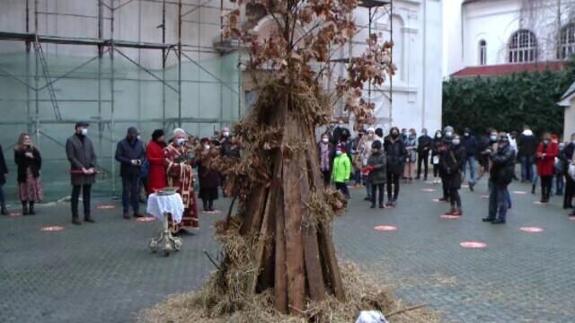 Crăciunul pe stil vechi, celebrat de lipovenii și sârbii din România. Obiceiurile străvechi readuse în prezent
