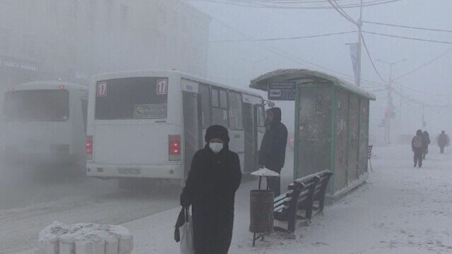 Cum se adaptează oamenii din Siberia la temperaturile de -50 de grade. \