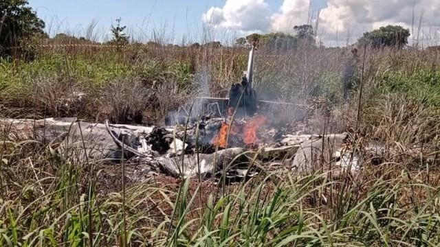 Tragedie aviatică în Brazilia: Au murit patru fotbalişti, preşedintele clubului Palmas FR şi pilotul