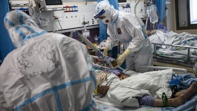 Un pacient internat la Iași în stare gravă a plecat acasă după 3 zile susținând că nu există COVID