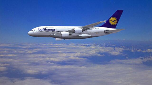 78 de zboruri Lufthansa au fost anulate în timpul grevei.