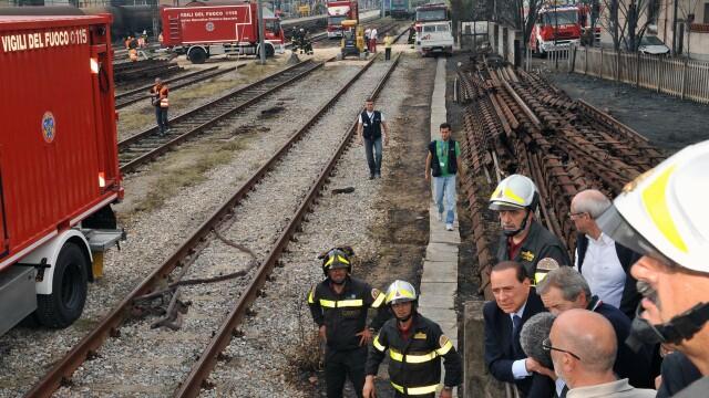 O romanca, printre victimele accidentului feroviar din Italia