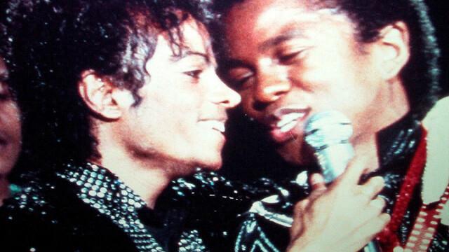 Michael Jackson si Jermaine