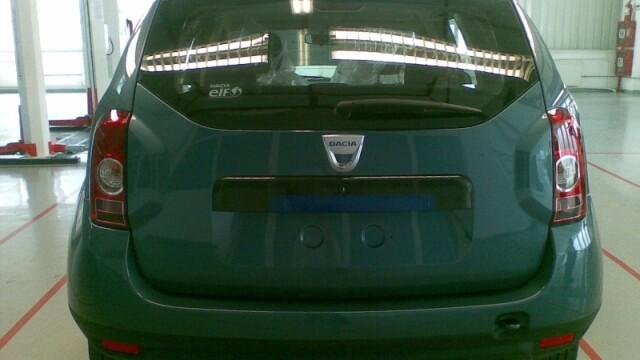 Dacia SUV, dezvaluita in toata splendoarea! VEZI FOTO! - Imaginea 3