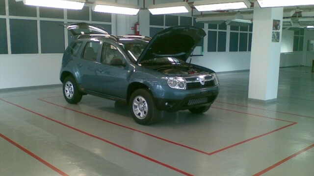 Dacia SUV, dezvaluita in toata splendoarea! VEZI FOTO! - Imaginea 2