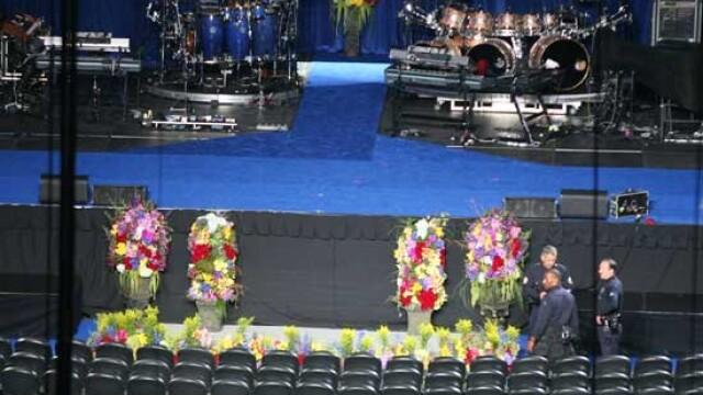 ceremonie Michael Jackson