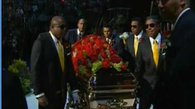 Lacrimi pentru Michael Jackson! Ceremonia de la Staples Center - Imaginea 2
