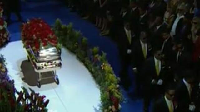 Lacrimi pentru Michael Jackson! Ceremonia de la Staples Center - Imaginea 3