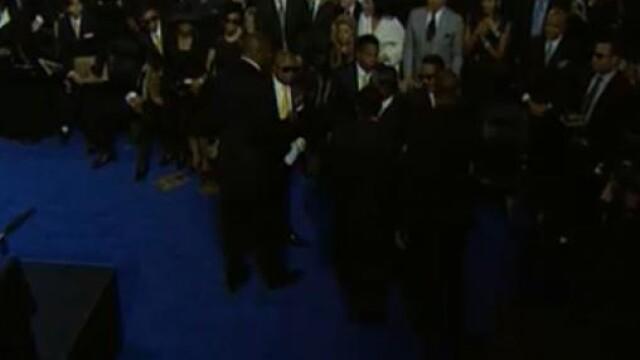 Lacrimi pentru Michael Jackson! Ceremonia de la Staples Center - Imaginea 26
