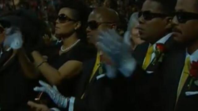 Lacrimi pentru Michael Jackson! Ceremonia de la Staples Center - Imaginea 25