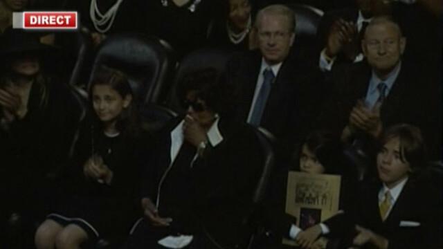 Lacrimi pentru Michael Jackson! Ceremonia de la Staples Center - Imaginea 27