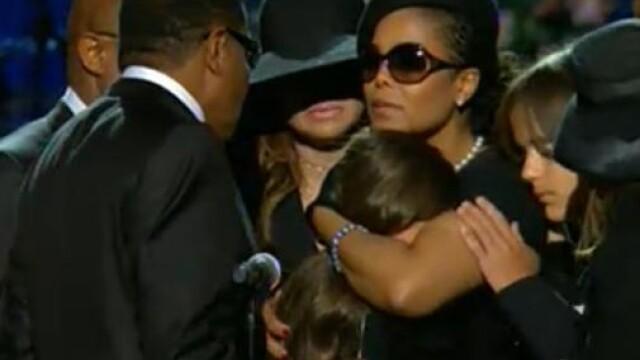 Lacrimi pentru Michael Jackson! Ceremonia de la Staples Center - Imaginea 29