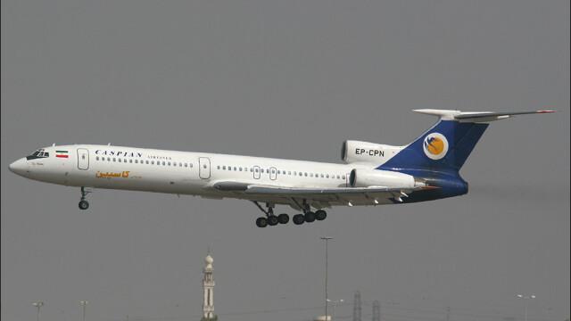 Un avion cu 168 de persoane la bord s-a prabusit in Iran! VEZI VIDEO - Imaginea 5