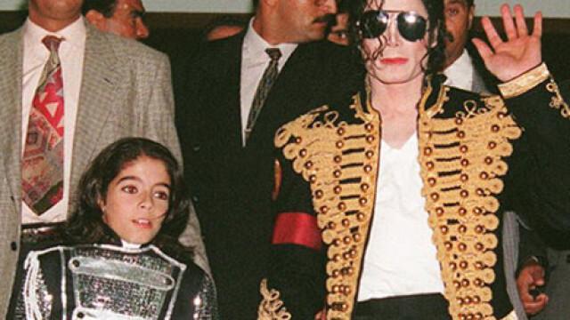 Omer Bhatti si Michael Jackson