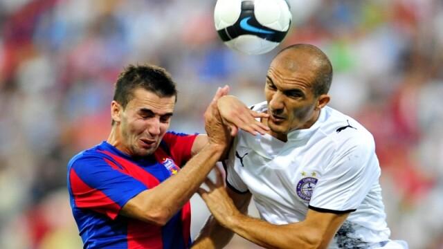 Steaua - Ujpest: 2-0! Incidente pe teren si in tribune! - Imaginea 4