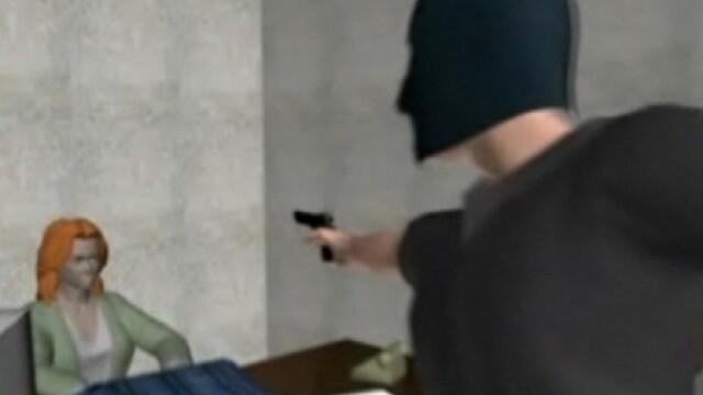 Autorul atacului armat de la Brasov, cautat de zeci de politisti