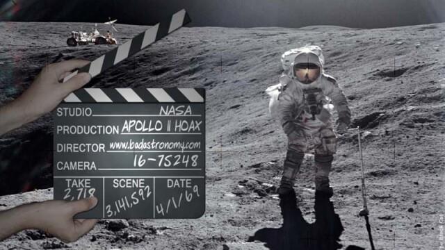 Apollo 11 teoria conspiratiei