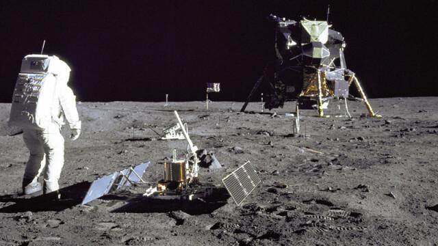 Armstrong, primul care a pasit pe Luna. Aldrin, primul care a urinat - Imaginea 2