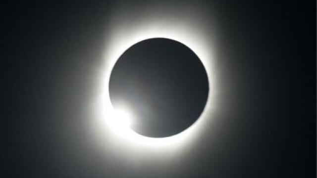 Cea mai lunga eclipsa de soare a secolului! GALERIE FOTO