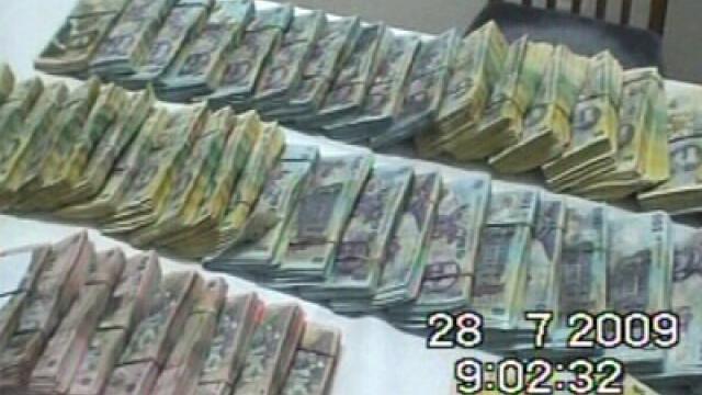 Caruselul furturilor: jaf de 10 miliarde de lei vechi!