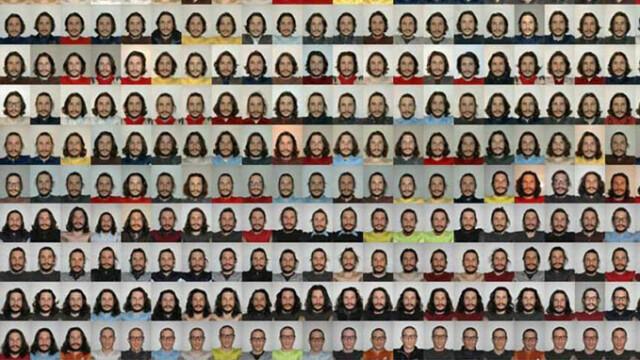 S-a fotografiat in fiecare zi timp de 12 ani! VIDEO - Imaginea 3