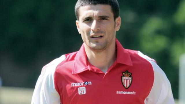 Daniel Niculae, gol si pasa de gol la AS Monaco