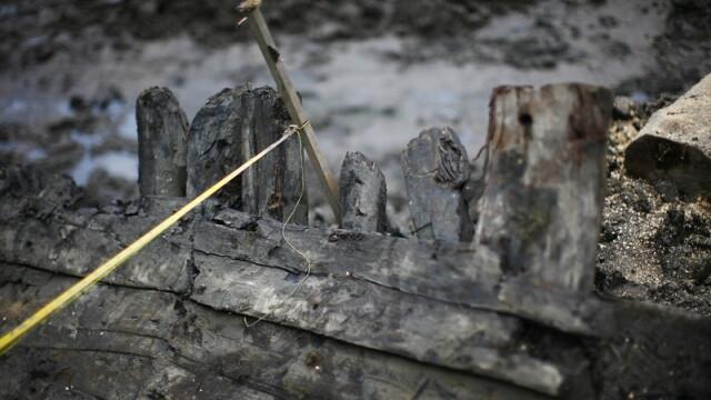 Nava din secolul 18, descoperita in apropiere de WTC - Imaginea 1
